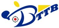 Logo for Bonariaanse Tafeltennis Bond